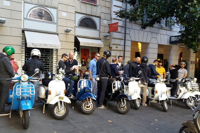 Rome Vespa Food Tour with driver 4 hours photo 12