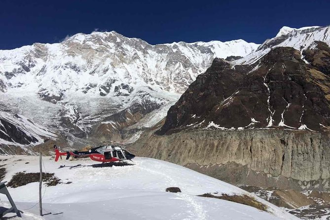 Pokhara - Annapurna Base Camp helicopter Tour