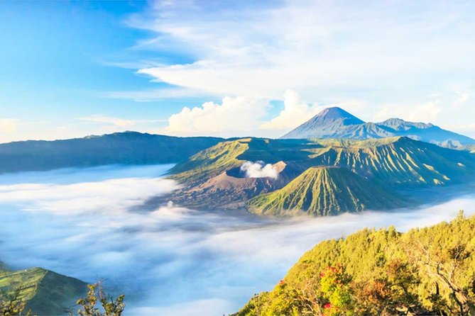 From Surabaya: Mt. Bromo Sunrise Private Day Trip