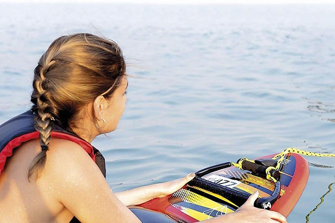 4 Hours Fishing & Snorkeling Sea Trip By Speed Boat With Water Sports - Hurghada photo 4