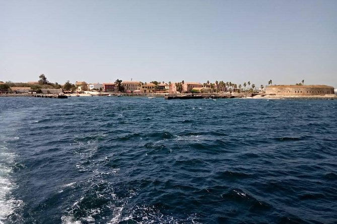 Gorée Island and the city of Dakar