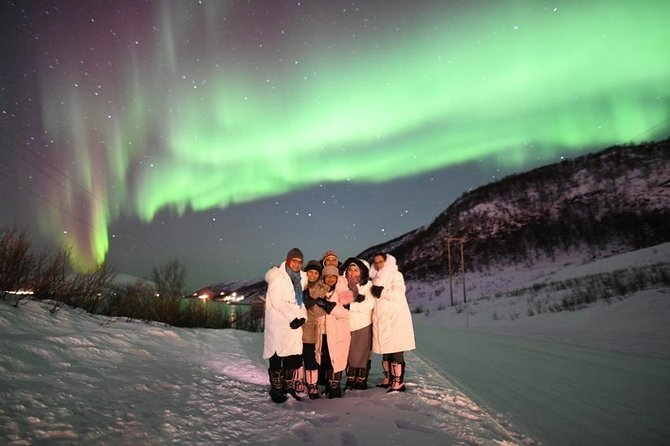 Northern Lights tour with Santa Claus