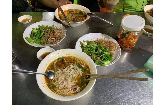 Vietnam Traditional street food tour