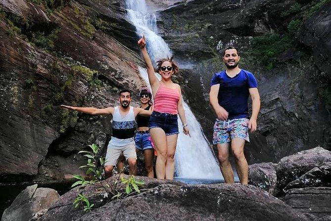 Adam's peak (Sri pada) Waterfalls tour