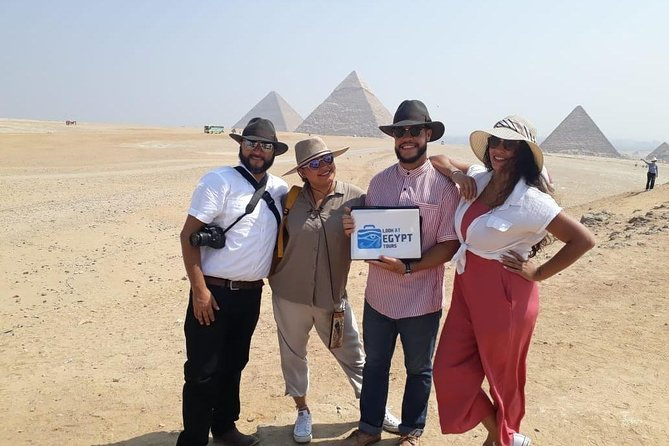10 Day Treasures of Egypt Tour Giza Pyramids & Cairo & Nile Cruise & Abu Simbel