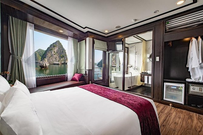 Peony Cruise Halong Bay 3 days 2 nights