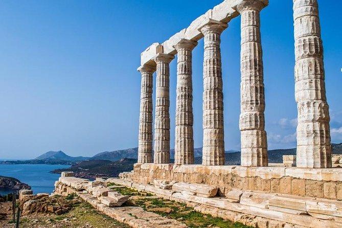 Athenian Riviera, Cape Sounion & Temple of Poseidon Half day Private Tour