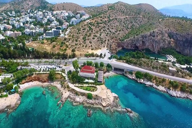 Athenian Riviera,Cape Sounion & Temple of Poseidon Half day Shore Excursion Tour