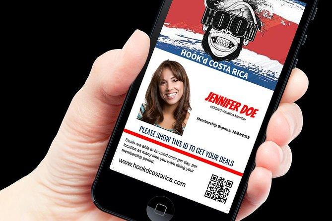 Costa Rica Deal & Discount Passport