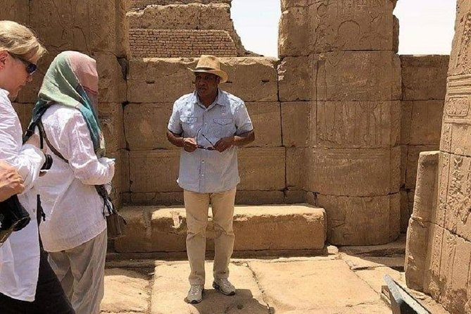 Private Overnight tour to luxor from Safaga Port