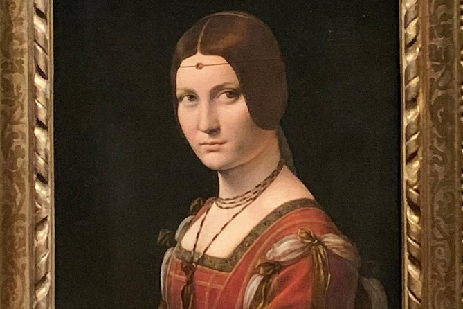 Leonardo da Vinci Exhibition Louvre Tour with an Art Historian tickets included!