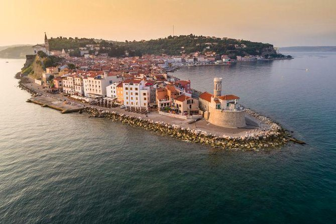 Piran & Panoramic Slovenian Coast Tour (up to 8 persons)