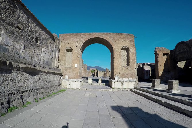 Pompeii and local wine tasting From Naples ALL INCLUSIVE