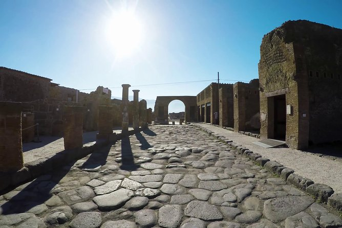 Private Pompeii and Local Wine Tasting from Naples ALL INCLUSIVE photo 29