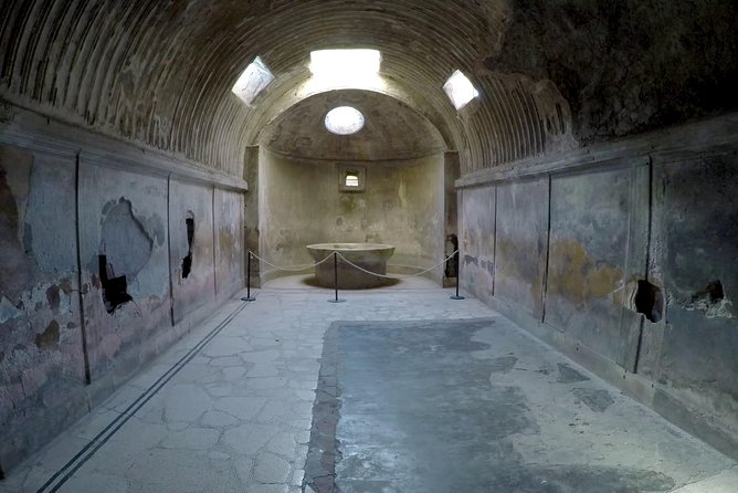 Private Pompeii and Herculaneum from NAPLES photo 36