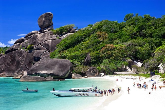 Limited Time: Similan Islands by Speedboat