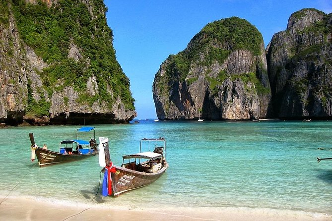 Phi Phi Island Full Day From Phuket