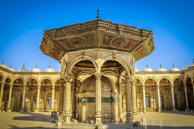 Private Cairo day tour (Museum – citadel – Islamic Cairo-Khan el Khalili Bazzar)