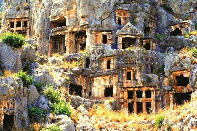 Demre Myra Kekova Ancient Cities Tour