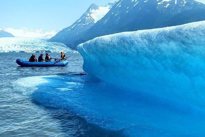 Glacier Trek & Iceberg Raft/Kayak