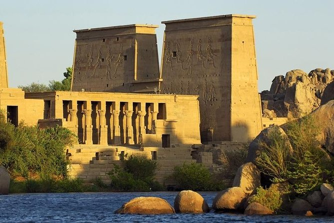 Over day tour from Luxor to Aswan