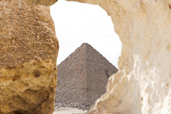 Cairo Tour from North Coast (Marsa Matruh)To(Pyramids- Musem-Khan El khalili)
