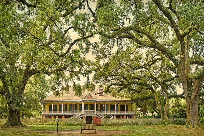 Laura Plantation and Swamp Tour Combo