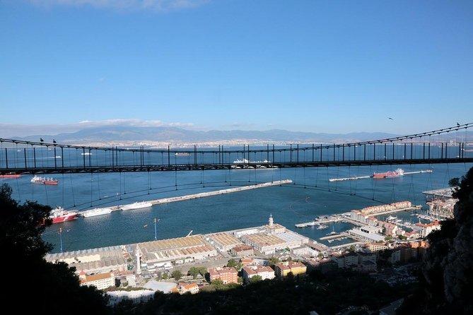 Gibraltar Inside Out Rock Tours
