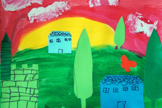 Private Kids Art Classes Umbria