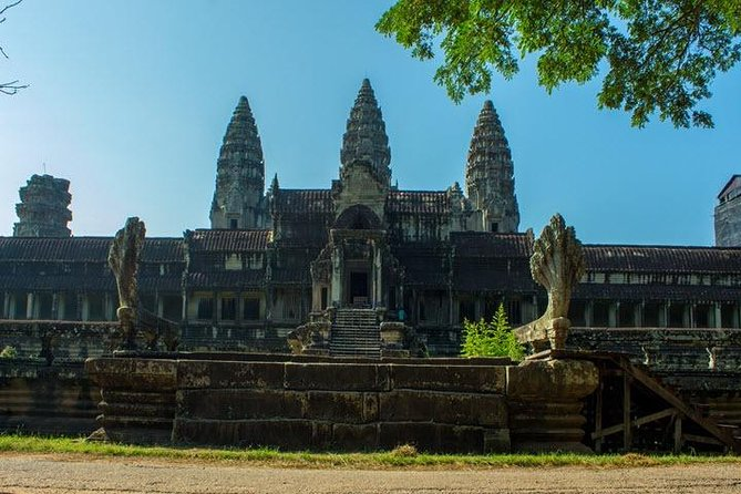 Best Angkor Wat Full Day Tour with Picnic Lunch