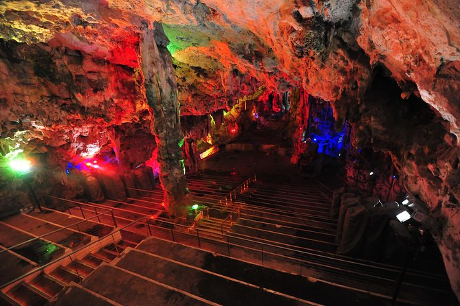 Gibraltar Inside Out tour & Oharas Battery 1.45hrs Price from 1 to 8 persons