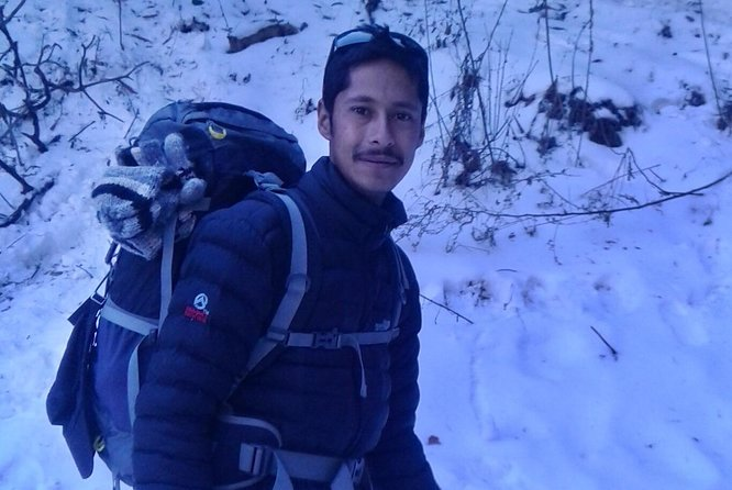 Independent Trekking Guide in Pokhara