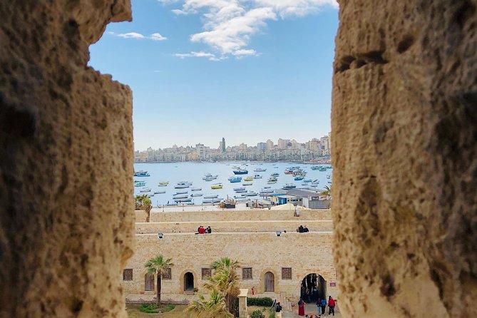 Private Alexandria tour from North Coast (Marsa Matruh)