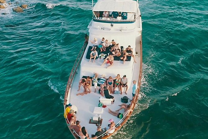 All Inclusive Wedding Cruise 80 Foot Yacht