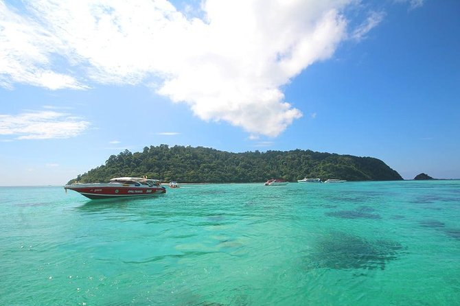 Koh Rok Day Tour by Opal Travel Speedboat