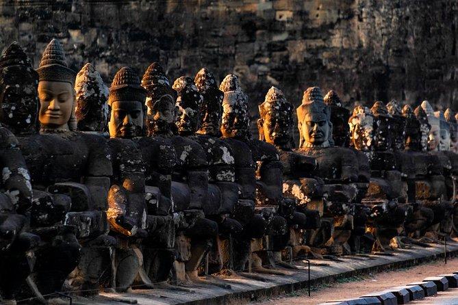 3-Day Angkor Adventure Tour