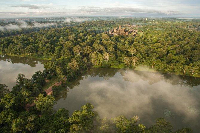3-Day Angkor Adventure Tour