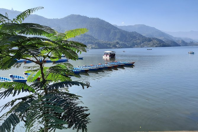 Explore 8 Lakes in Pokhara
