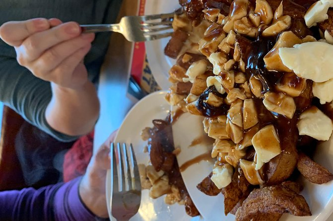 Montreal's best fall & winter foodie tour
