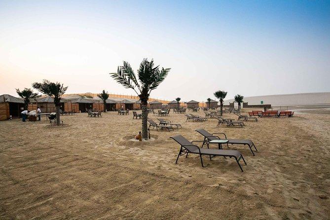 Overnight Arabian Camping and Desert Safari