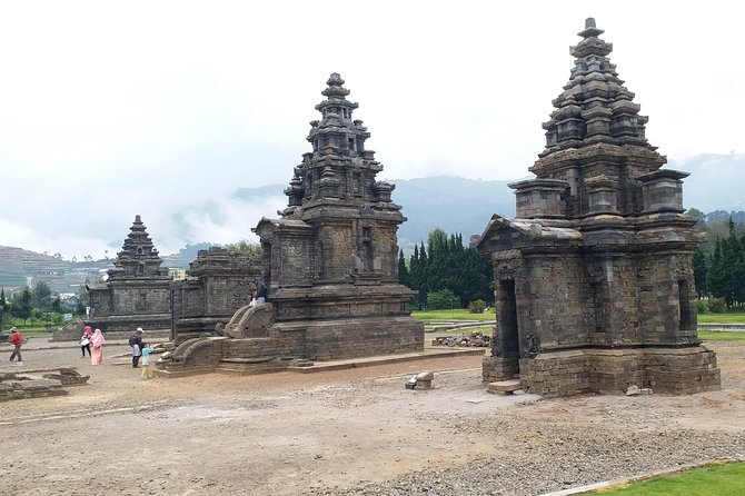 Dieng Highland with One Day Rent Car From Jogjakarta