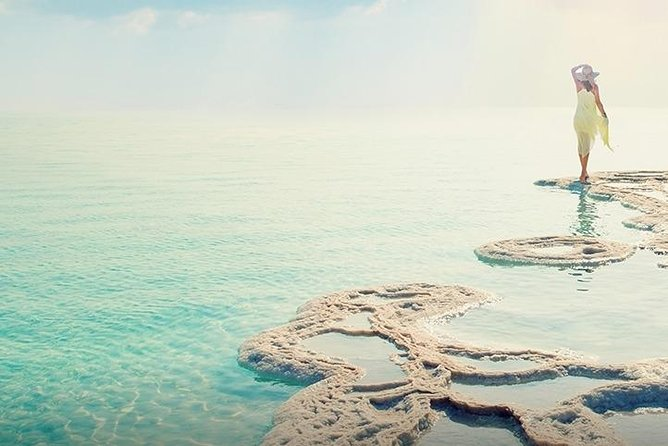 Dead Sea or K.H.B Private Transfer to/from Amman or Airport