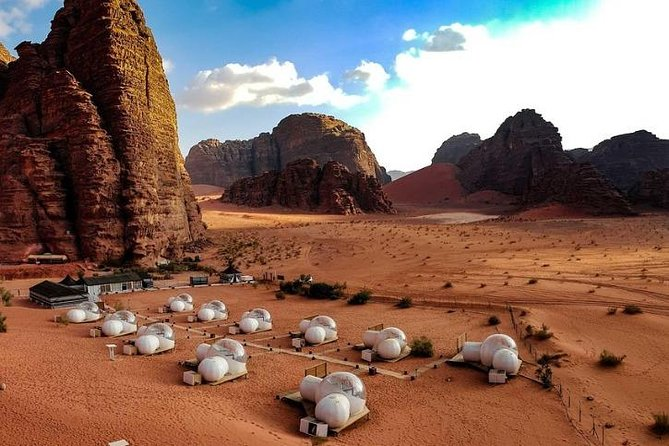 Wadi Rum Private Transfer to/from Amman or Airport