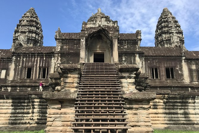 Private Angkor Three Best Temples Tour photo 6