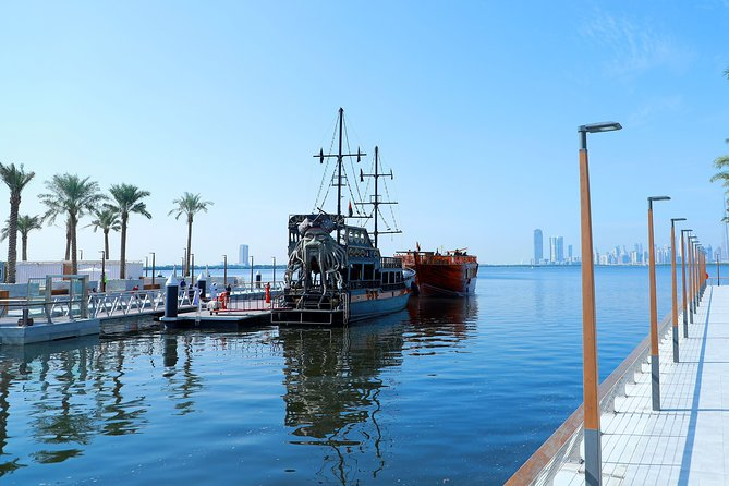 Sight-seeing Cruise On The Dubai Canal With A Pirate Boat photo 8