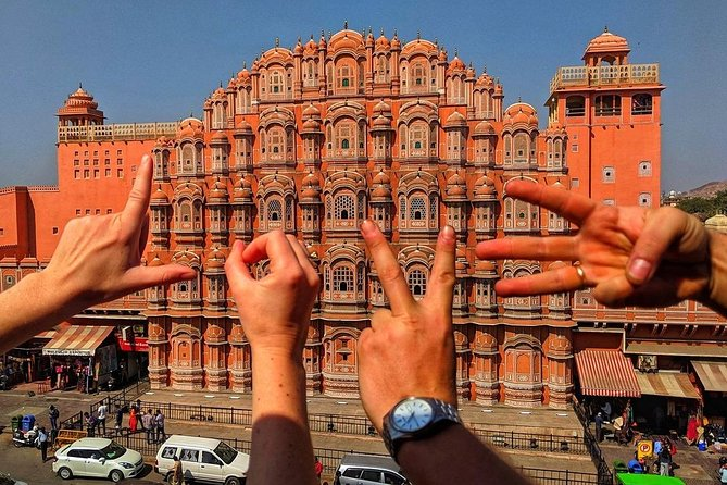 7 Days Golden Triangle Tour with Temples : Delhi Agra Jaipur