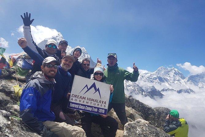 Everest Base Camp Trekking On 17 Days