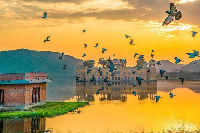 All Inclusive : 5 Days Golden Triangle Tour : Delhi, Agra, Jaipur