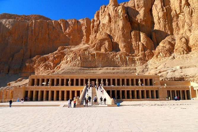 Luxor private guided full day tour:visiting the east and west bank and alot more