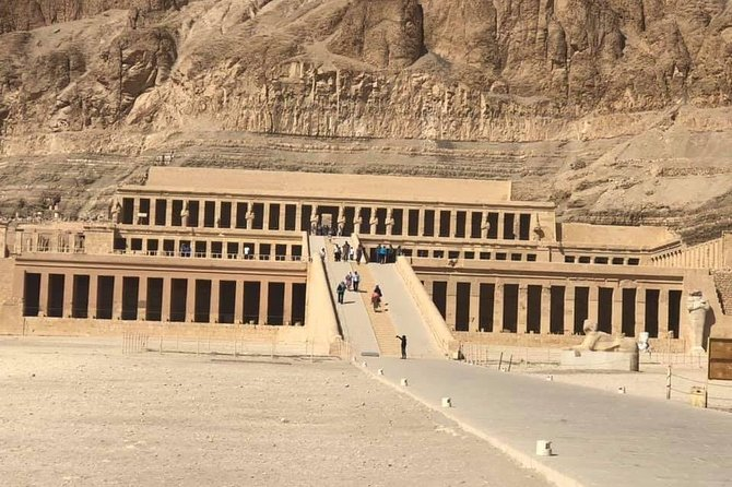 Valley of the kings , the temple of queen Hatchepsuit ,Valley of the Queens